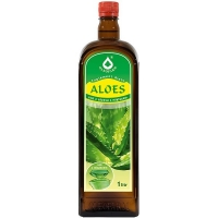 Sok z aloesu z miąższem - 1 litr