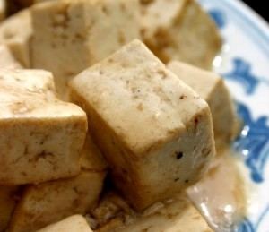 Fermentowane produkty sojowe