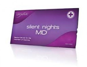 Nanoplastry Silent Nights MD - lek na bezsenność