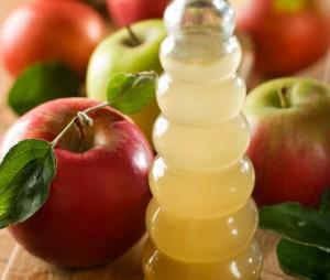 Ocet jabłkowy - uzdrawiający środek