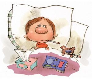 Przeziębienie - naturalne metody leczenia