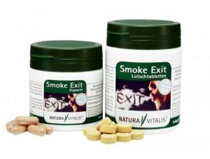 Smoke Exit - uwolnij się z od nikotyny