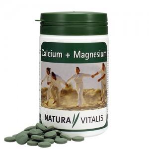 Spirulina + Wapń + Magnez - dla kości, mięśni i serca